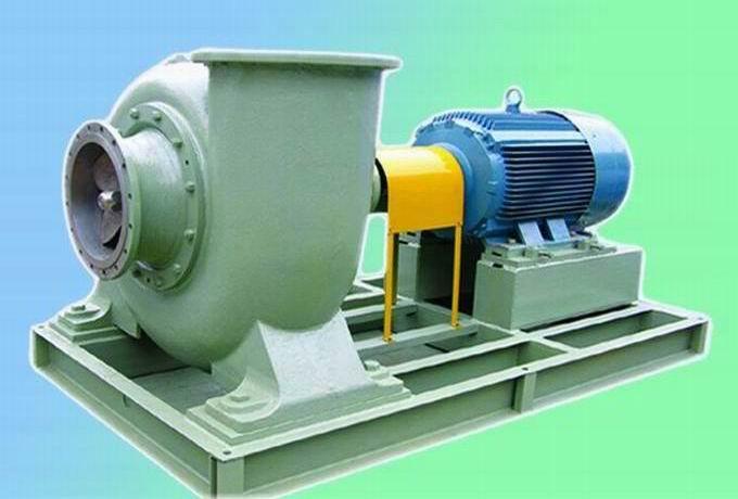 mixed-flow pump