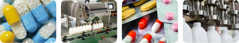 Capsule Filling,Automatic Counter,Blister & Secondary,Filling Machines