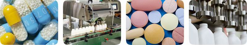 Capsule Filling,Automatic Counter,Tableting machine,Automatic Filling