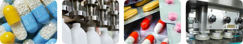 Capsule Filling,Automatic Filling Machines,Blister & Secondary,Capping & Labeling
